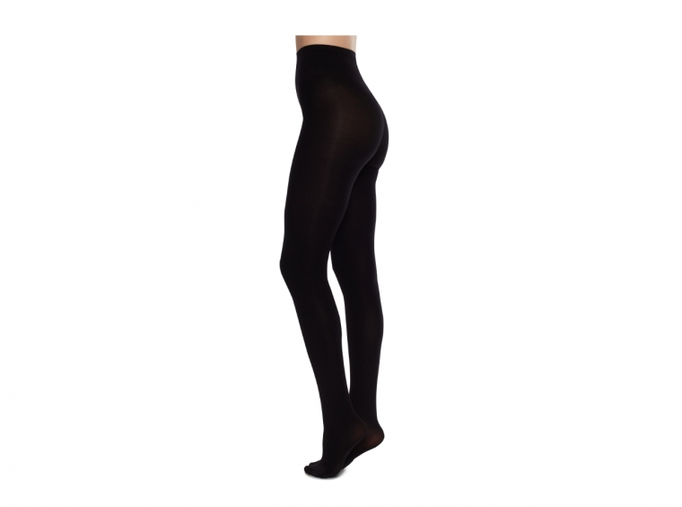 Lia Premium Black Tights