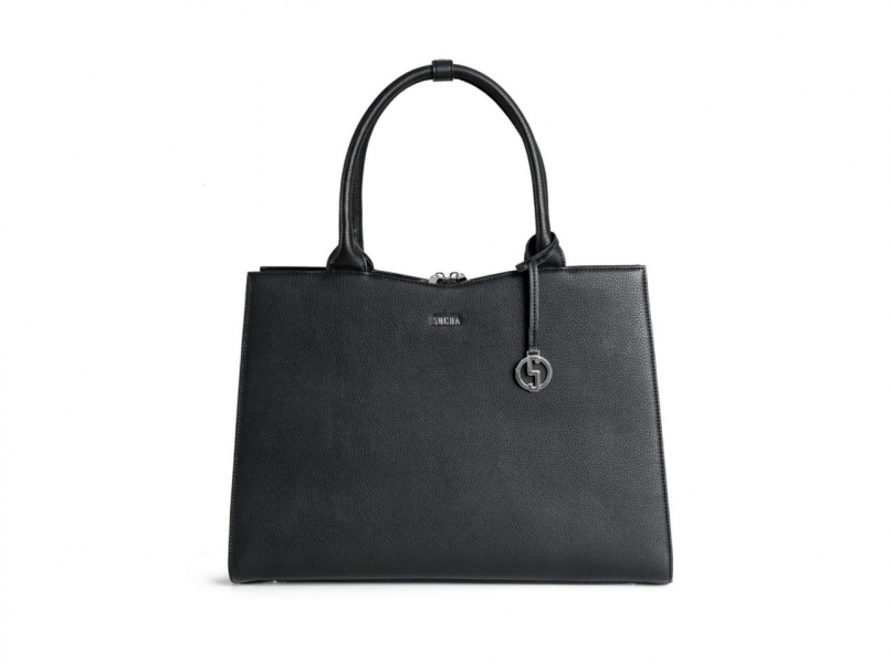 "Straight Line Black 15.6"" Laptoptasche"