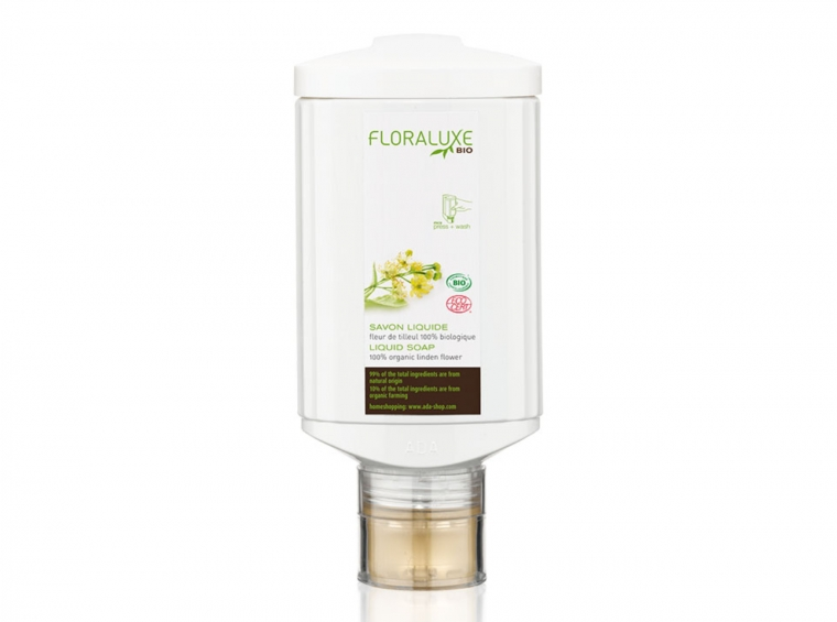 Floraluxe Flüssigseife - press+wash, 300ml
