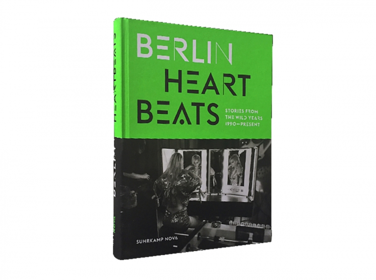 Buch: Berlin Heart Beats de/en -bilingual-