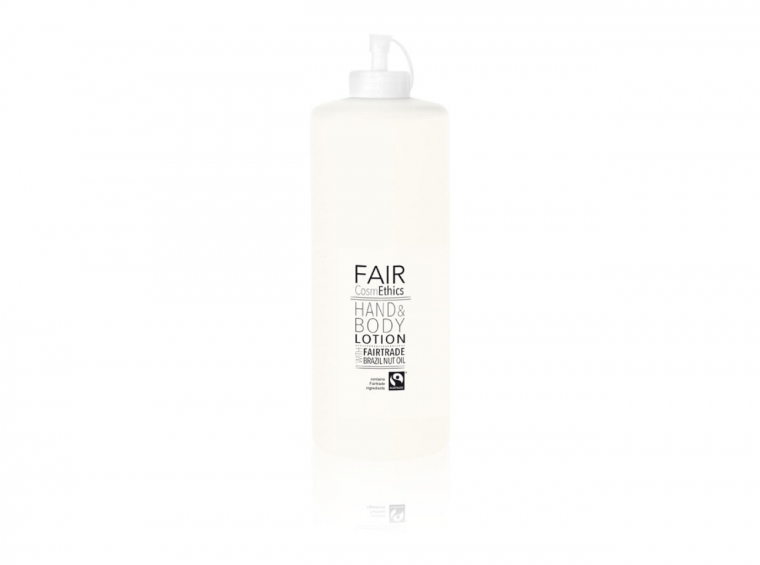 Fair CosmEthics Body Lotion, 1l