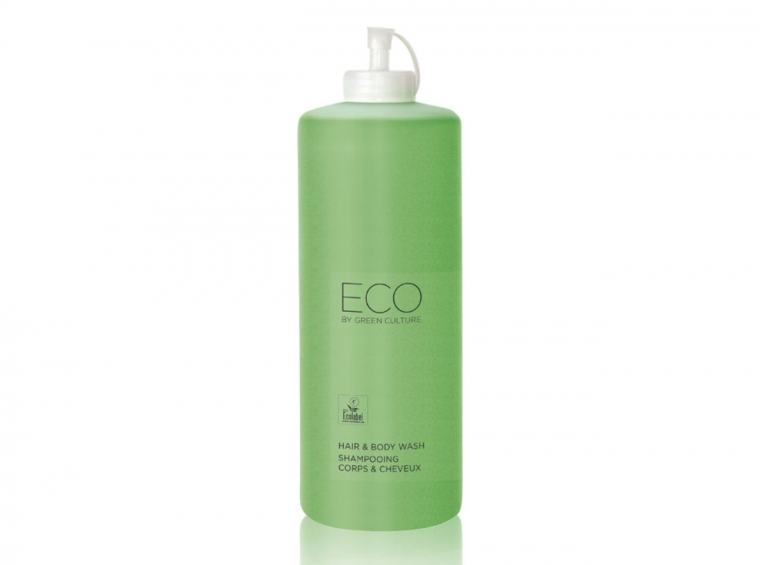 Eco by Green Culture Haar- & Körperpflege, 1l