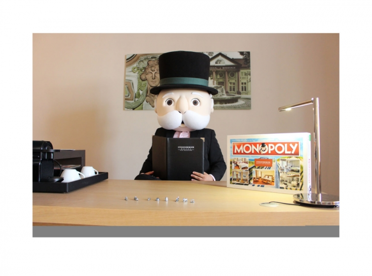 Monopoly Steigenberger Hotels and Resorts