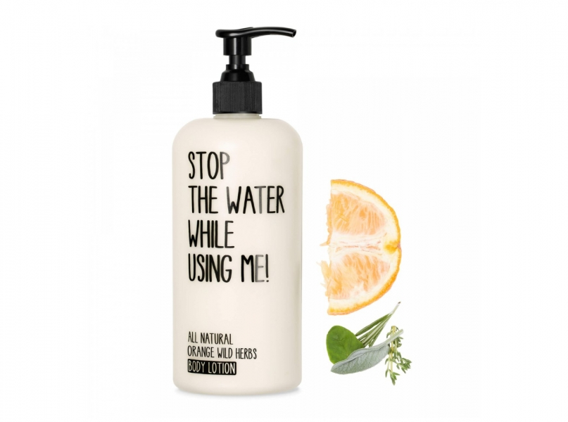 Orange Wild Herbs Bodylotion 500ml
