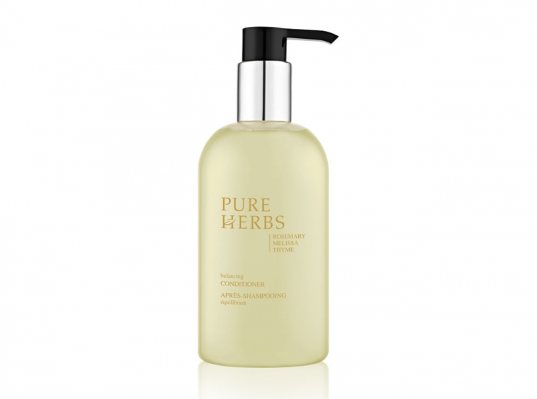 Pure Herbs Conditioner - Pumpspender, 300 ml